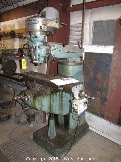 Bridgeport J Type Vertical Milling Machine